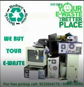 We PAY FOR  your E-WASTE Materials