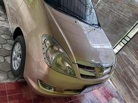 Dijual Toyota Innova tahun 2005 type G manual mesin istimewa