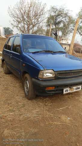 Maruti Suzuki 1000 2008 Petrol 849502 Km Driven