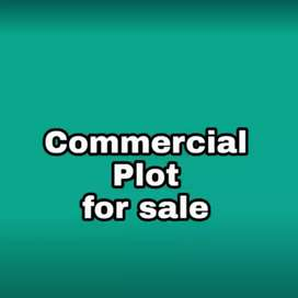 26 cent commercial plot at palakkad town