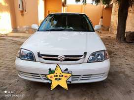 Suzuki cultus limited edition neat and clean home used car