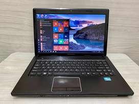 Lenovo G470 intel Core  i3 RAM 4GB Windows 10