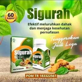 Herbal khusus paru paru