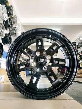 Jual velg mobil racing Ring 15 Untuk mobil Xenia, Avanza,(bisa Credit)