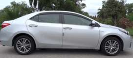Toyota corolla Altis 2016 availible on easy monthly installments