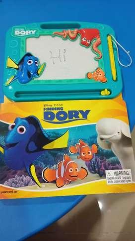 Activity Book Dory