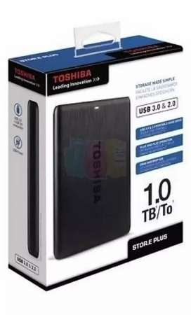 Hard Disk  1Tb Toshiba 3.0