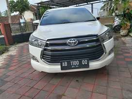 Toyota Innova Reborn G Diesel AT Matic Putih AB