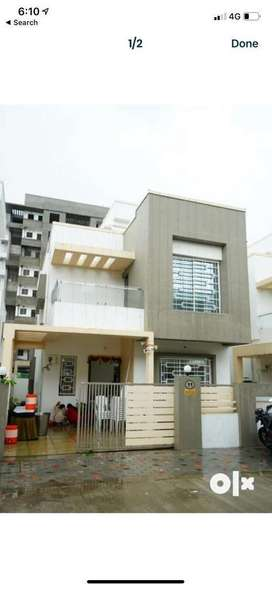 4BHK Villa for rent near Besa Square