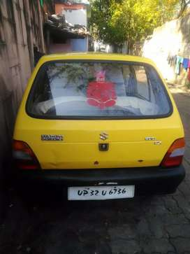 Maruti 800 New Battery Sony Music System Running Condition