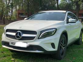 Mercedes-Benz GLA-Class 2016 Diesel Well Maintained