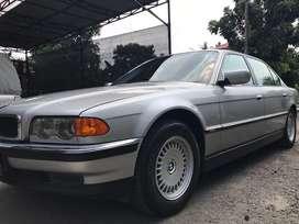 BMW E38 735iL 1999 Facelift
