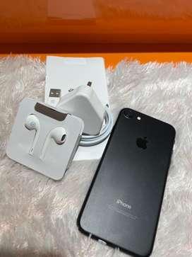 IPHONE 7 128GB BLACKMATTE