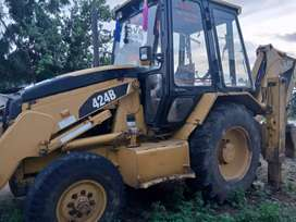 Cat 424b urgent sale good condition