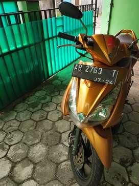 Dijual suzuki skydrive 2009