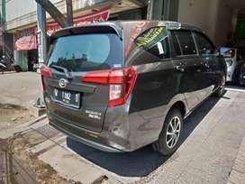 Termurah Sigra R 2018 daihatsu manual kredit dp minim KM rendah murah