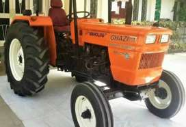 all ghazi 65hp tractor in easy instalment plan py