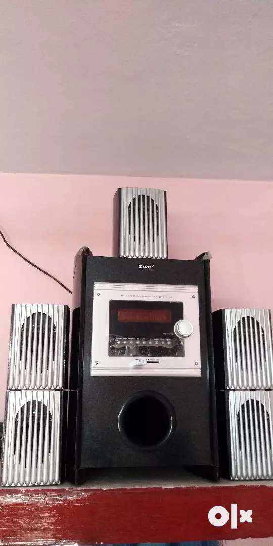 Home theater system sale nice condition 0