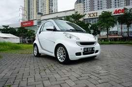 Mercy Smart Fourtwo A/T bensin thn 2010 Putih Surabaya