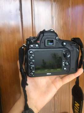 Nikon d600 24.3MP Full Frame Camera Body in Excellent Condition