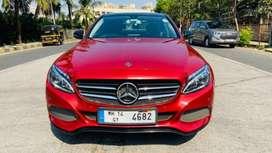 Mercedes-Benz New C-Class C 200 AVANTGARDE, 2018, Petrol