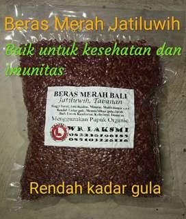 BERAS MERAH JATILUWIH BALI
