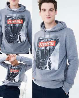 AEROPOSTALE Ceetah #surprise Pullover hoodie