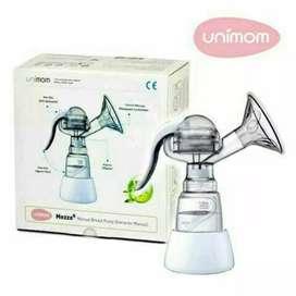 PROMO Unimom Breast Pump Manual