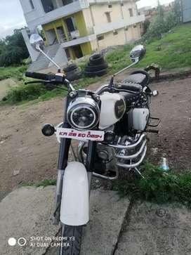 Royal Enifld Bike