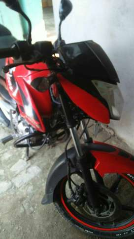 bike condation is to gud no any problem