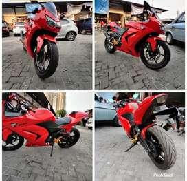 Ninja 250cc Merah