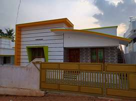3BHK house for sale(Home loan facility available)