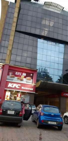 2bhk in KFC bldg margao with security n stealth parking lift in margao