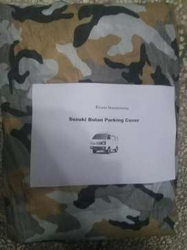 Parking covers for suzuki Bolan (cari dara)