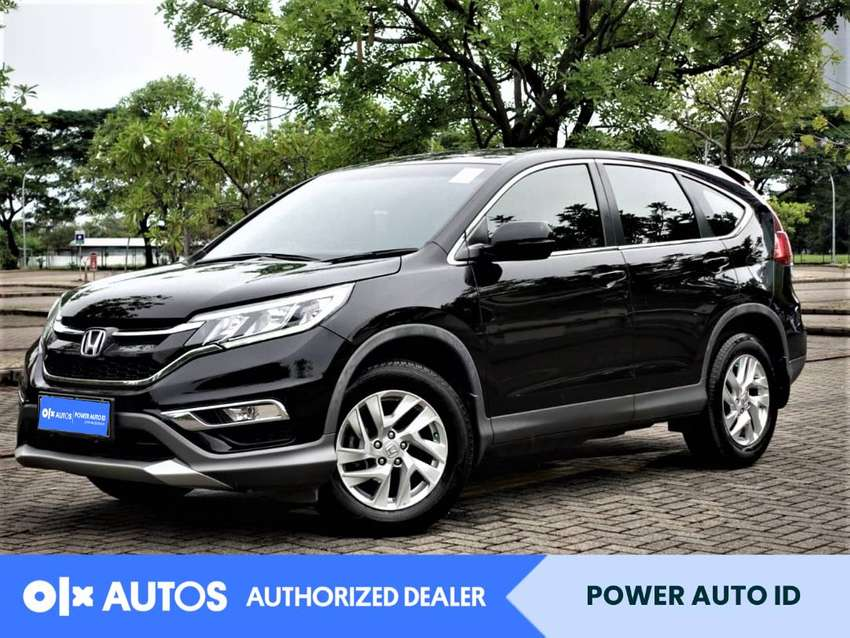 [OLXAutos] Honda CRV 2017 RM1 2.0 Bensin A/T Hitam #Power Auto ID