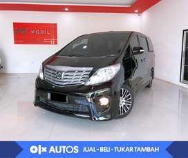 Toyota ALPHARD 2.4 S ( CBU ) AT 2011 Good Condition !!