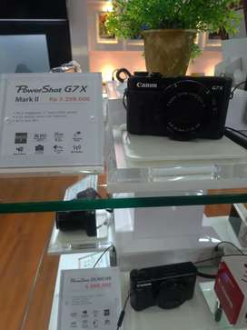 Canon Power Shot G7X Promo 0%
