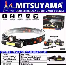 Senter kepala LED