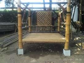 Gazebo & kontruksi bambu