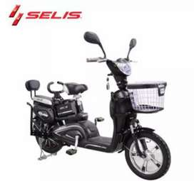 SELIS Sepedah listrik NEW