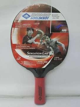 Original Donic Sensation Line Level 600 Bat Ping Pong
