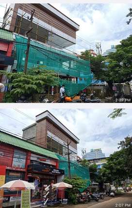 1.75lakh monthly income commercial building palarivattom 3.25cr