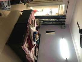 2 bhk furnished flat for rent in Rajhansh Apartment