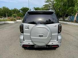 Toyota RUSH S Metic 2012 asli nopol BL cas dan credit hrg Nego