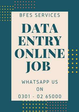 Best way to earn money online. Simple data entry work.