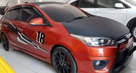 Toyota Yaris S TRD Matic Tangan 1 Km.10rb