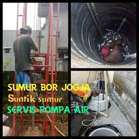 Ahli sumur Bor,suntik sumur,servis pompa air,saluran mampet