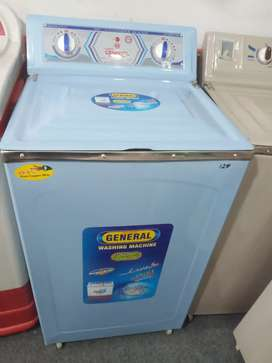 General Washing machine iron 100% Copper model no 128 Warrenty 2years