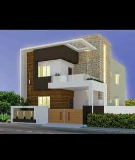 किसी भी प्रकार का मकान बनवाने के लिए सम्पर्क करें।सही सामग्री के साथ.