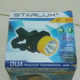 head lamp multipower